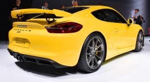 2015 Porsche Cayman GT4 21