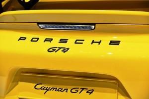2015 Porsche Cayman GT4 24