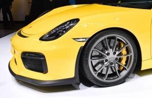 2015 Porsche Cayman GT4 3