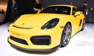 2015 Porsche Cayman GT4 5
