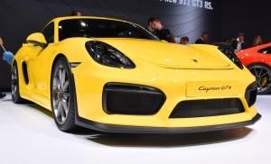 2015 Porsche Cayman GT4 7
