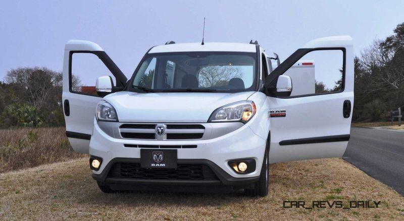 2015 Ram ProMaster City SLT Cargo 17