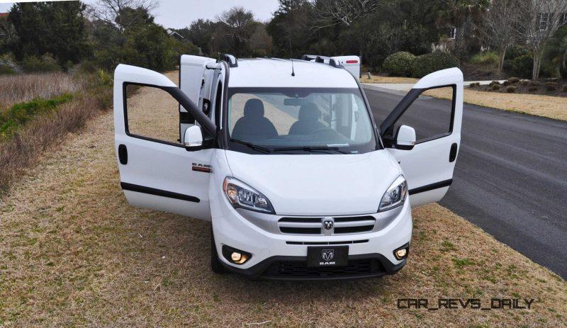 2015 Ram ProMaster City SLT Cargo 28