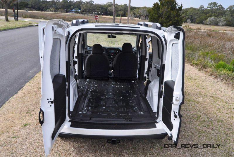 2015 Ram ProMaster City SLT Cargo 37
