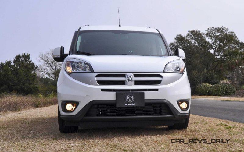 2015 Ram ProMaster City SLT Cargo 44