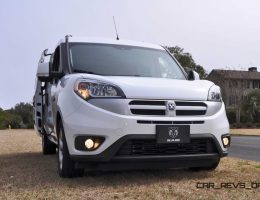 Road Test Review – 2015 Ram ProMaster City SLT Cargo