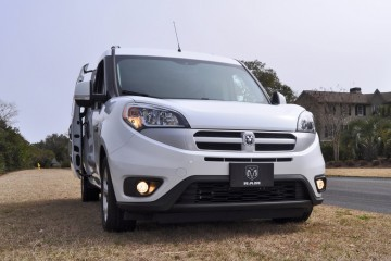 Road Test Review - 2015 Ram ProMaster City SLT Cargo