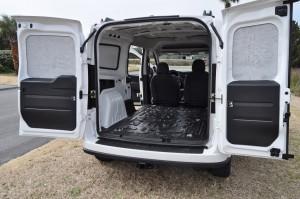 2015 Ram ProMaster City SLT Cargo 9
