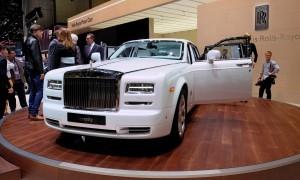 2015 Rolls-Royce Phantom SERENITY 5