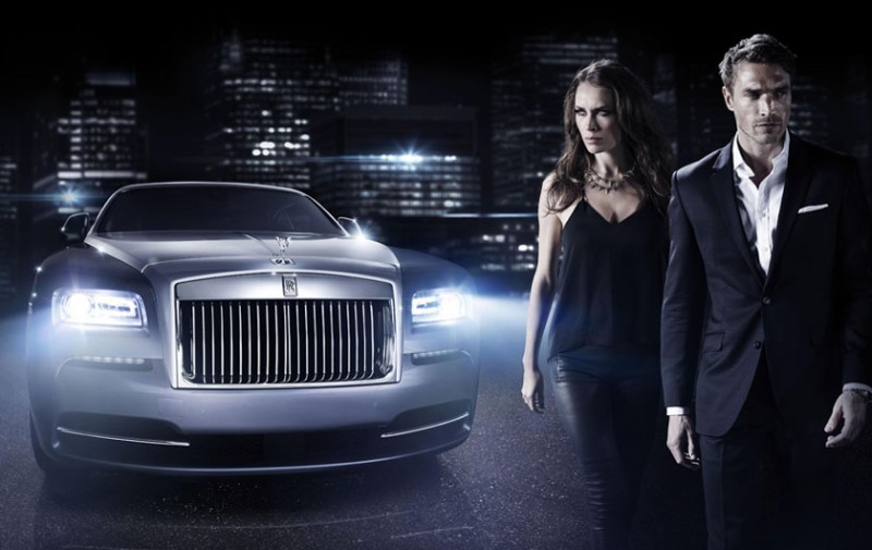 2015 Rolls-Royce WRAITH Inspired by Film Special Edition 2