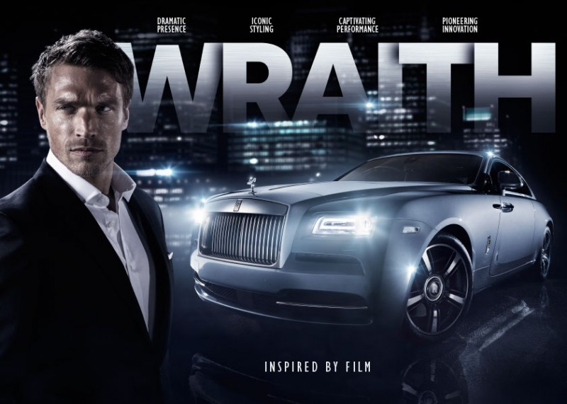 2015 Rolls-Royce WRAITH Inspired by Film Special Edition 4