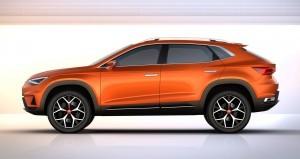 2015 SEAT 20V20 Concept SUV 1