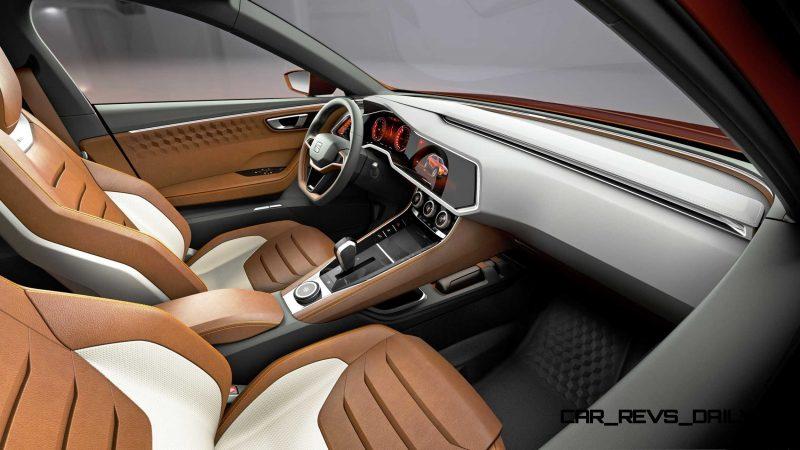 2015 SEAT 20V20 Concept SUV 10