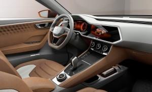 2015 SEAT 20V20 Concept SUV 14