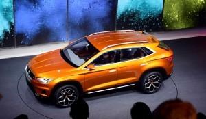 2015 SEAT 20V20 Concept SUV 27