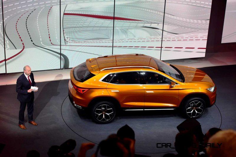 2015 SEAT 20V20 Concept SUV 34