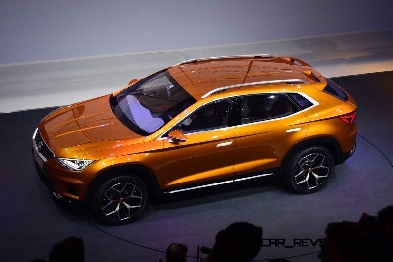 2015 SEAT 20V20 Concept SUV 36