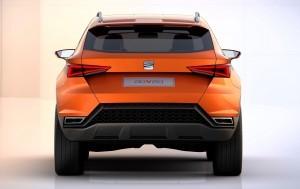 2015 SEAT 20V20 Concept SUV 5