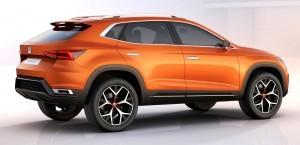 2015 SEAT 20V20 Concept SUV 6