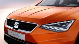 2015 SEAT 20V20 Concept SUV 7