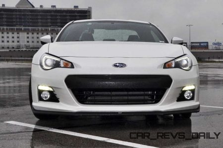 First Drive Review 2017 Subaru Brz Series Blue On Video In Crystal White