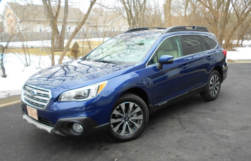 2015 Subaru Outback Limited 2