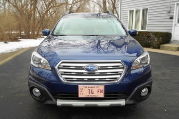 Road Test Review - 2015 Subaru Outback Limited By Ken Glassman