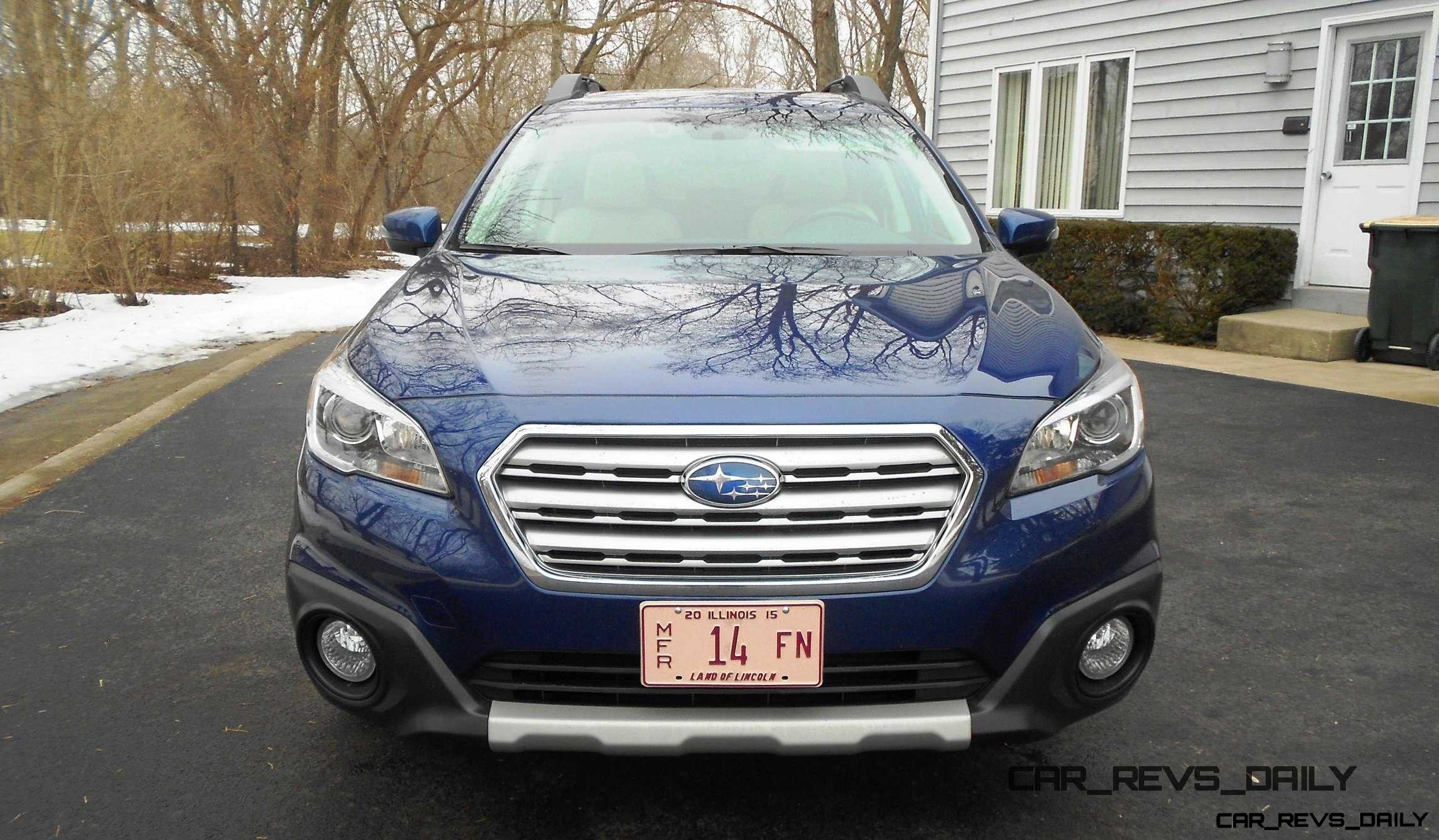 2015 Subaru Outback Limited 4
