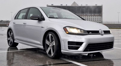 2015 Volkswagen Golf R Review 12