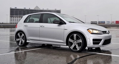 2015 Volkswagen Golf R Review 14