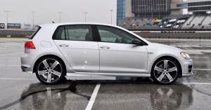 2015 Volkswagen Golf R Review 19
