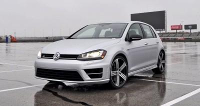 2015 Volkswagen Golf R Review 2