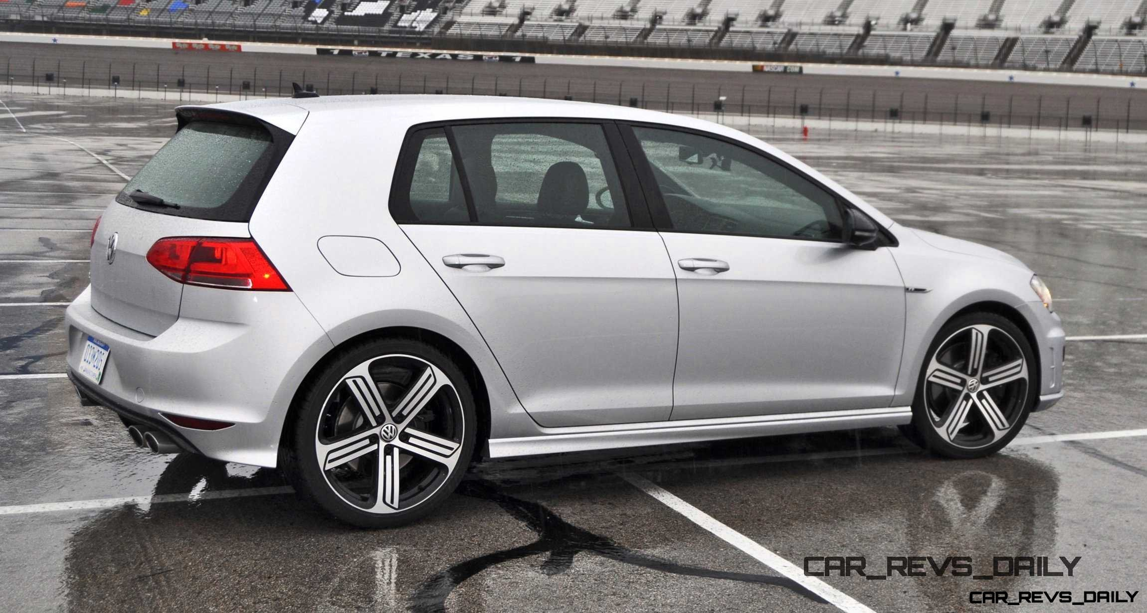 2015 Volkswagen Golf R Review 20