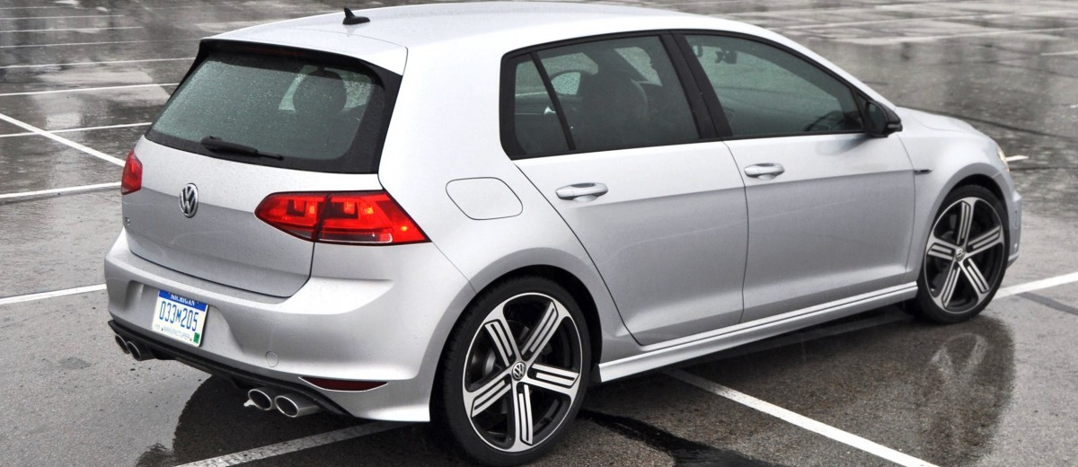 2015 Volkswagen Golf R Review 21