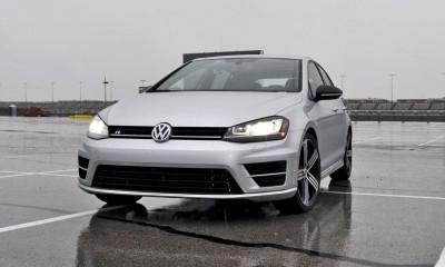 2015 Volkswagen Golf R Review 4