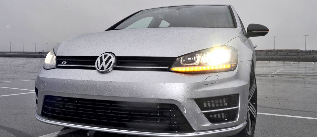 2015 Volkswagen Golf R Review 41