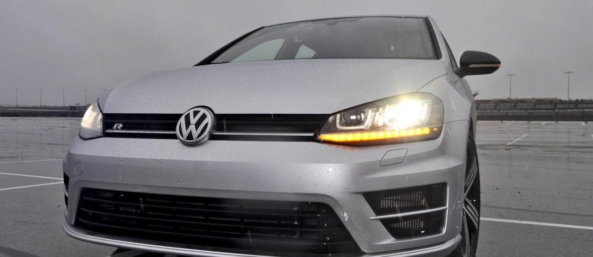 2015 Volkswagen Golf R Review 43