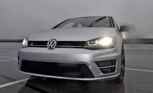 2015 Volkswagen Golf R Review 44