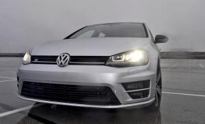 2015 Volkswagen Golf R Review 45