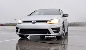 2015 Volkswagen Golf R Review 46