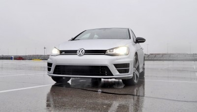 2015 Volkswagen Golf R Review 48