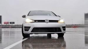 2015 Volkswagen Golf R Review 52