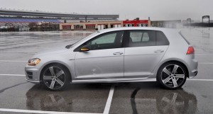 2015 Volkswagen Golf R Review 61