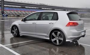 2015 Volkswagen Golf R Review 63