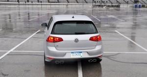2015 Volkswagen Golf R Review 66