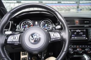 2015 Volkswagen Golf R Review 68