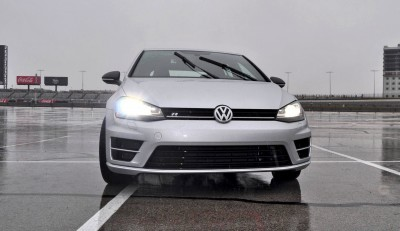 2015 Volkswagen Golf R Review 8