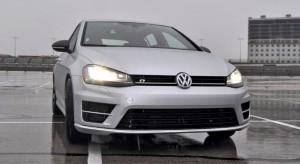 2015 Volkswagen Golf R Review 9