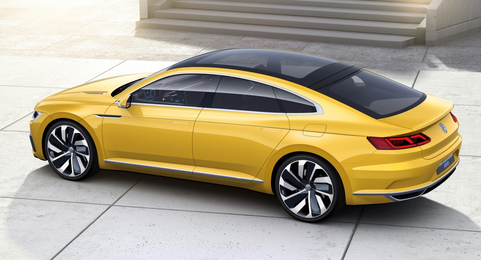 2015 volkswagen sport coupe concept gte. Black Bedroom Furniture Sets. Home Design Ideas