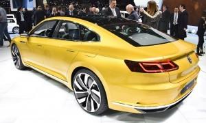2015 Volkswagen Sport Coupe Concept GTE 11